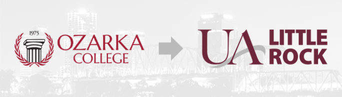 Transfer from Ozarka College to UA Little Rock