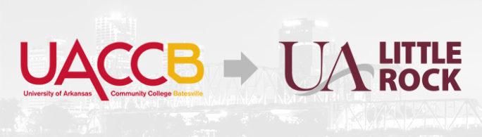 Transfer from UACC Batesville to UA Little Rock