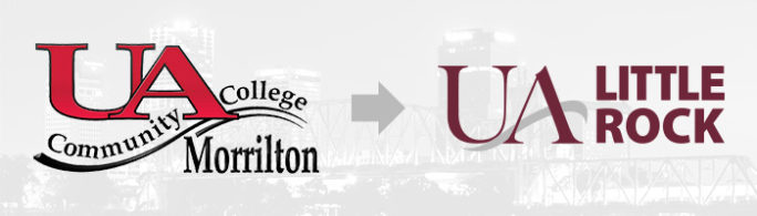 Transfer from UACC Morrilton to UA Little Rock