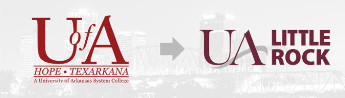 Transfer from UA Hope-Texarkana to UA Little Rock