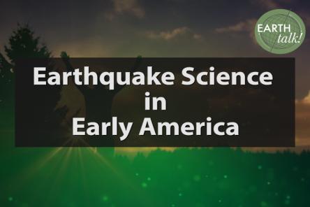 Earthtalk!  New Madrid Earthquakes (Promo)