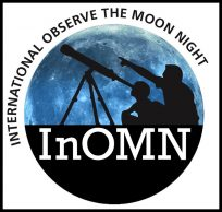 Logo for International Observe the Moon Night