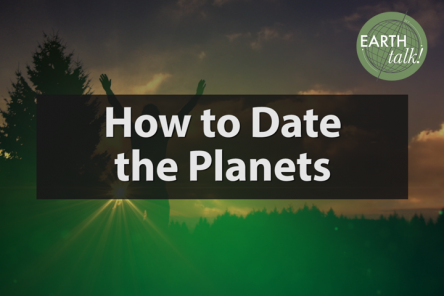 How to Date The Planets
