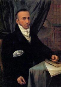 Portrait of Niccolo Cacciatore
