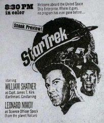 Poster of Star Trek TV show