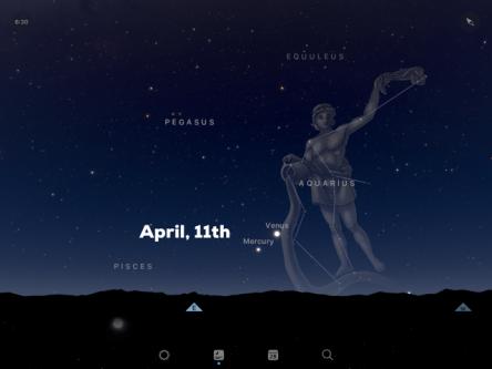 Graphics of Mercury