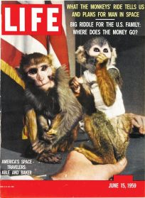 Photo of Life Magazine cover