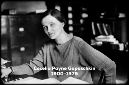 Photo of Cecilia Gaposchkin
