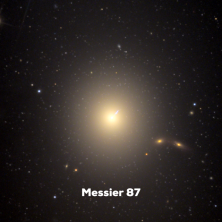 Image of Messier 87