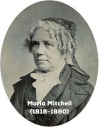 Photo of Maria Mitchell