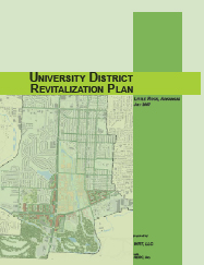 Univerity District Revitalization Plan
