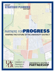 cover page for the Strategic Plan report
