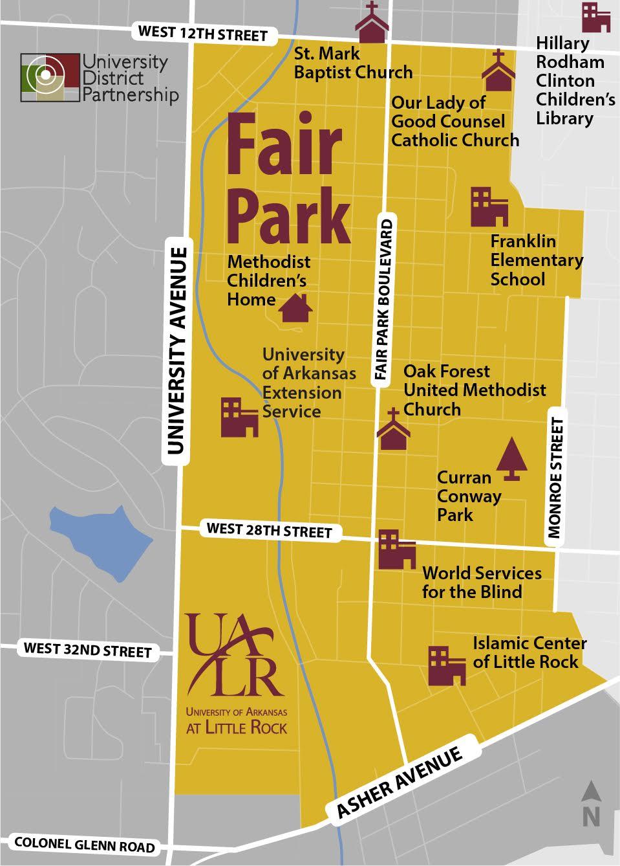 Fair Park University District Partnership
